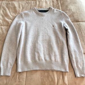 Light Grey Tommy Hilfiger Sweater